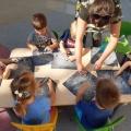 Akademia Małych Pociech w Krakowie - zajęcia plastyczne dla dzieci