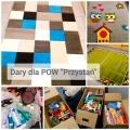 Fundacja Nasze Dzieci - dary dla POW