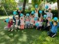 Dzień Dziecka w przedszkolu ArcelorMittal Poland, Akademia Małych Pociech, przedszkole prywatne w Krakowie