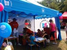 Fundacja Nasze Dzieci na Festiwalu Ludzi Aktywnych